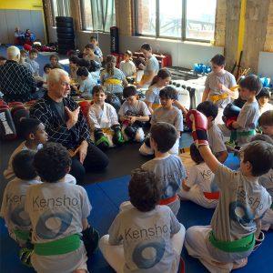 Kids Martial Arts Instructor